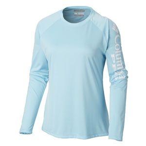 NWOT Columbia Women's PFG Tidal Long Sleeve Shirt